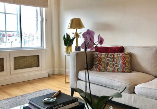 Londres, South Kensington, Apartamento 1 Dormitorio.