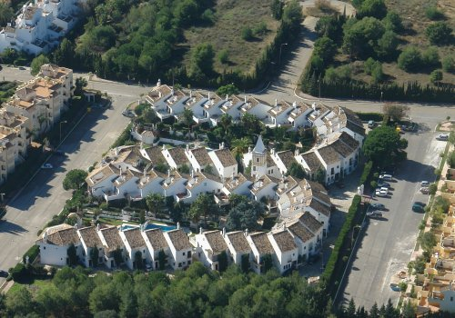 MontePiedra - Aerial View